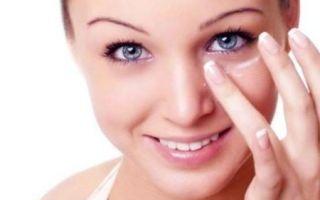 Как правильно наносить крем на кожу вокруг глаз
