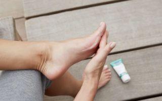 Обзор эффективных кремов для ног с мочевиной