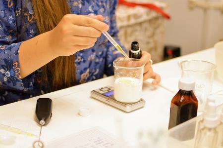 самостоятельное приготовление крема